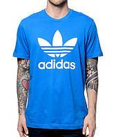 Футболка мужская Adidas синяя