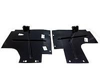 Брызговик двигателя ВАЗ 2121, 21213-14 (компл.2шт) (прав.+лев.) (пр-во АвтоВАЗ), фото 1