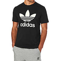 Футболка мужская Adidas чёрная