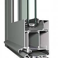Теплые алюминиевые двери Reynaers CS 86-HI