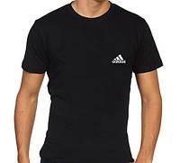 Стильная мужская футболка Adidas, адидас
