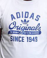 "Футболка ""Adidas Originals since 1949"""