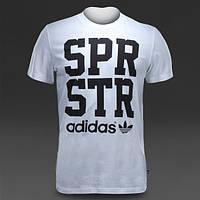 "Футболка мужская ""Adidas SPR STR"", адидас"