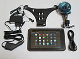 "7"" Планшет навигатор Freelander PD10 GPS Два ядра!+2SIM 3G+WiFi+Видеорегистратор, фото 5"