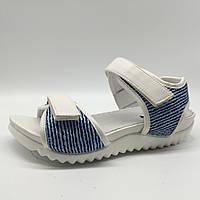 Обувь оптом со склада. Босоножки на девочек фирмы Tom.m 0663H (8 пар, 32-37)
