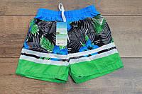 Пляжные шорты ( внутри сетка ) для мальчиков 8- 14 лет