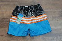 Пляжные шорты ( внутри сетка ) для мальчиков 6- 14 лет