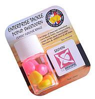 Силиконовая кукуруза CC Moore - Salmon Corn Yellow/Fluoro Pink
