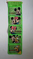 Органайзер для мелочей, Микки Маус, 5 секций, зелёный