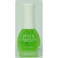P.N.L лак для ногтей №414 Nails Care SPA Growth with KIWI
