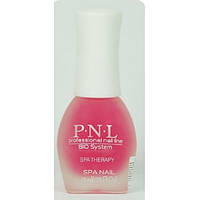 P.N.L лак для ногтей №415 Nails Care SPA Growth with Raspberry