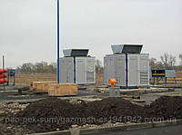 АГНКС метан (автомобильная газонаполнительная компрессорная станция)
