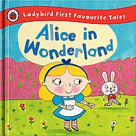 Alice in Wonderland, by Lewis Carroll, Ladybird