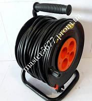 Удлинитель электрический на катушке 50м