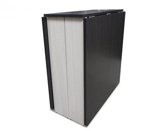 """Стол книжка трансформер """"Гранд-70"""" ск-03: дуб венге+дуб молочный"""