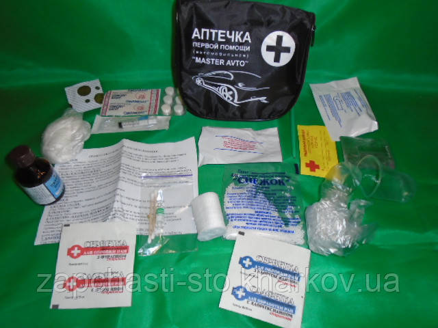 Аптечка автомобильная (АМА-1) сумка