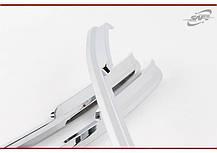 Молдинг решетки радиатора K-980 (ХРОМ) - Hyundai Tucson iX / ix35 (KYOUNG DONG), фото 2