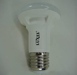Светодиодная лампа Luxel R-63 8W 4000K E27 033-N, фото 2