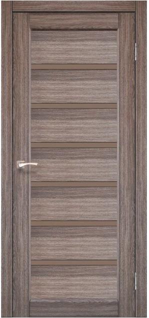 Двери Korfad PD-01 Дуб грей