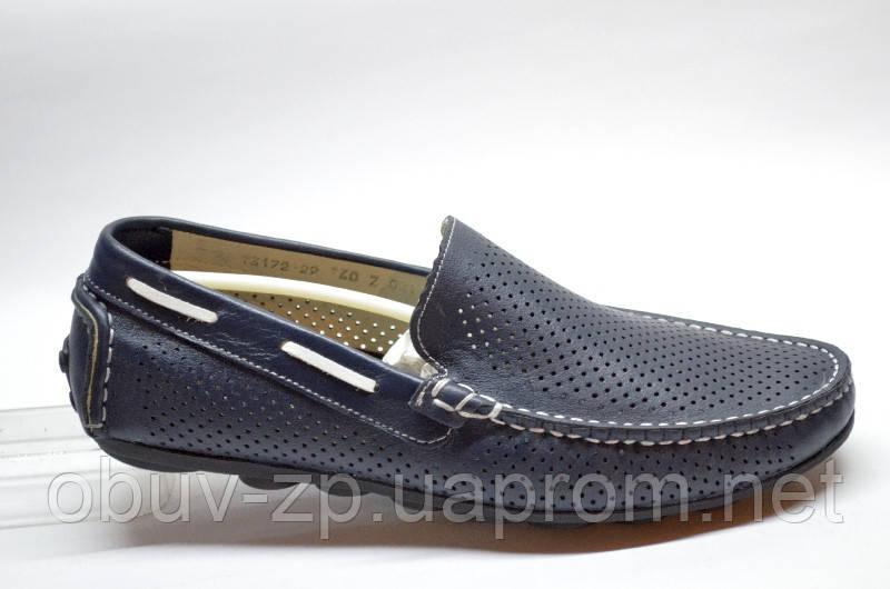 5edc61cd6 Летние мокасины Мида 13172 - Интернет-магазин обуви