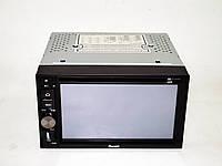 Автомагнитола Pioneer TS-6220 магнитола + пульт на руль + навигация+DVD+USB+SD+Bluetooth+TV+карта памяти+карты