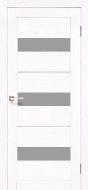 Двери Korfad PD-12 Ясень белый