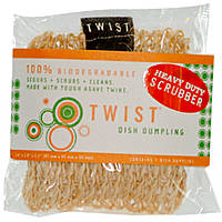 Twist, Скребок для посуды для клецок, 3,4x3,4x1,2 дюйма