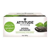 ATTITUDE, Натуральный очиститель воздуха, зеленое яблоко и базилик, 8 унций (227 г)