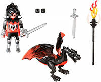 """Игровой набор """"Рыцарь с Драконом"""" Playmobil  (4793)"""