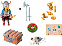 """Игровой набор """"Викинг с сокровищами"""" Playmobil  (5371)"""