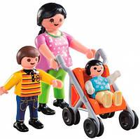 """Игровой набор """"Мама с детьми"""" Playmobil  (4782)"""