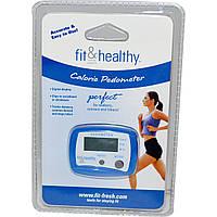 Fit & Fresh, Измеритель пройденного расстояния и калорий, 1 шт.