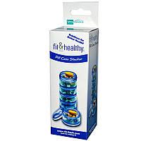 Vitaminder, Fit & Healthy, контейнер для лекарств