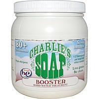 Charlies Soap, Inc., Порошок для смягчения жесткой воды, 2.64 фунта (1.2 кг)