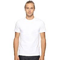 Белая мужская футболка (Комфорт)