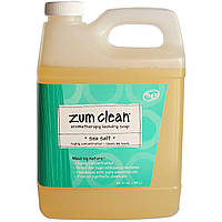 Indigo Wild, Zum Clean, ароматерапевтическое хозяйственное мыло, морская соль, 32 жидкие унции (0,94 л)
