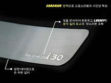 Накладки на пороги BNG304 - Hyundai i30 (AEGIS), фото 3