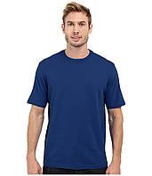 Темно-синяя мужская футболка (Комфорт)