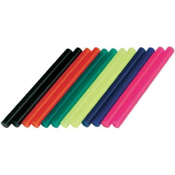 Цветные клеевые стержни Dremel GG 05(12шт)