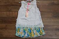Платье для девочек 4- 8 лет