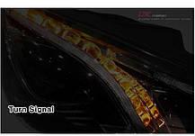 Передняя оптика Benz New E-Class Style - Hyundai LF Sonata (DK Motion), фото 3