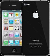 """Китайский iPhone 4G, 3.2"""", TВ, 2 SIM, FM-радио, Java. Заводская сборка!"""