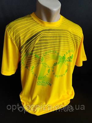 Футболки чоловічі з малюнком спереду оптом. Арт. 11626