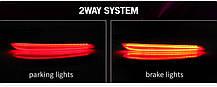 Рефлекторы задние LED 2-Way - Hyundai LF Sonata (Camily), фото 3