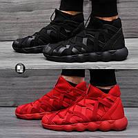 Мужские кроссовки Adidas Y-3 Kyujo High 2 цвета