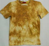 Стильная футболка на мальчика 128-164