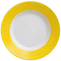 Тарелка суповая LUMINARC COLOR DAYS YELLOW артикул  L1520
