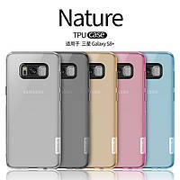 TPU чехол Nillkin для Samsung Galaxy S8 Plus (5 цветов)
