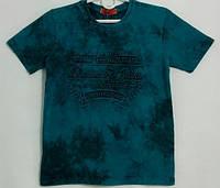 Модная футболка на мальчика 128-164