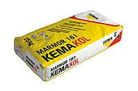 KEMAkol FLEX 181 - Клей для плитки высокоэластичный белый, толстослойный: 3-10мм (25кг)